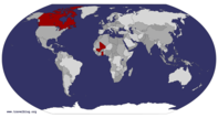 Visited Countries
